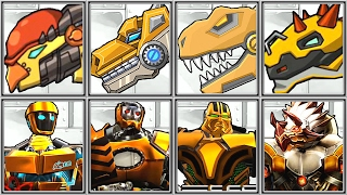 Dino Robot Corps + Real SteeL - Full Game Play - 1080 HD