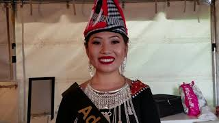 Fresno Hmong New Year 2018-One On One With Pageant Adrian