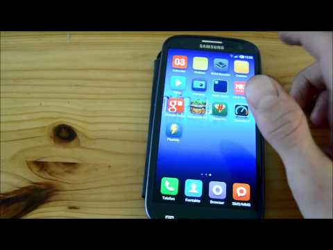 MIUI ROM [Android 4.4.4] für Galaxy S3 I9300   Review & Installation  deutsch. german