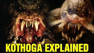 KOTHOGA CREATURE EXPLAINED - ANCIENT PREDATOR - THE RELIC MOVIE