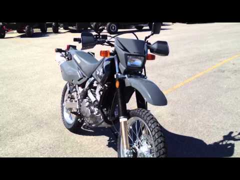 2012 Suzuki DR650SE in Solid Iron Gray at Tommy's MotorSports