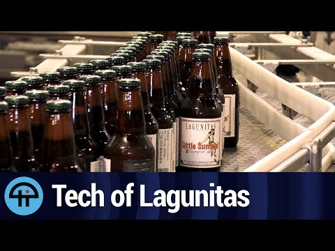 Tech of Lagunitas Brewing Company