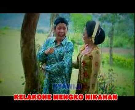 Cak Dikin - Sms (asmara Jum'at Kliwon) video