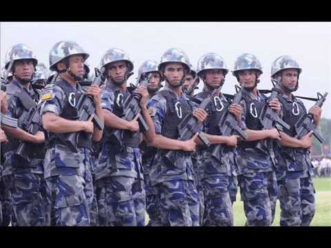 TOP 5 PARAMILITARY FORCES OF ASIA