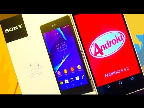 Sony Xperia Z2 Unboxing (D6503)