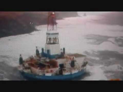Kulluk Grounding Media CBS Anchorage Channel 11