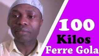 100 Kilos by Ferre Gola - A Review of