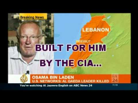 Robert Fisk on Bin Laden Moments Before Obama's Anouncement!