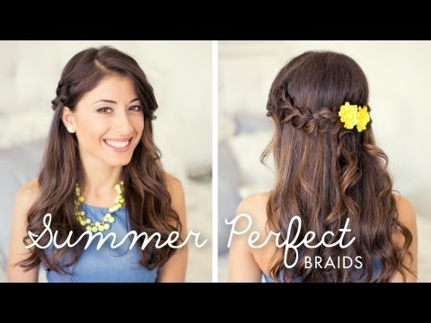 Summer Perfect Braids