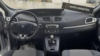 Renault Scenic 1.5 Dci 110cv BUSINESS LINE 5L para Venda em Auto Amorim . (Ref: 571486)