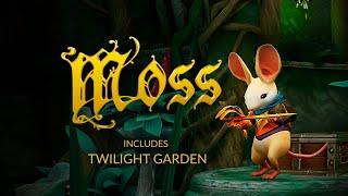 Moss     Oculus Rift