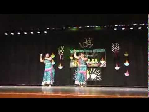 TCS Diwali Jalsa 2013 (dance performance on rangeelo maro dholna...
