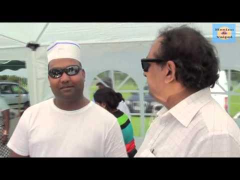 Super Mario Fast Food at Goan Festival 2012, Cranford, Hounslow
