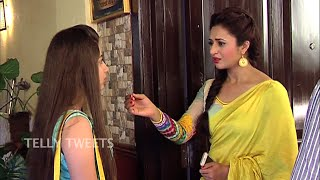 Yeh Hai Mohabbatein 20th May 2016 - Ruhi Meets Ishita - On Location