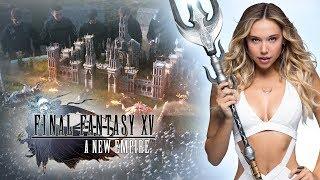 Final Fantasy XV: A New Empire - Alexis Ren in