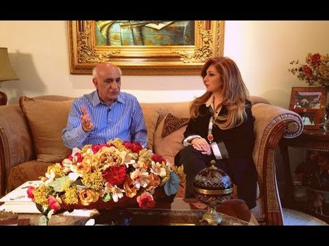 Leila Forouhar Interview In VOA Tv - Mehmane Nahar