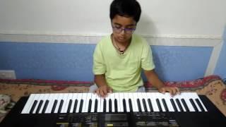Main Phir Bhi Tumko Chahunga - Half Girlfriend - Shalin Gupta - Keyboard Cover
