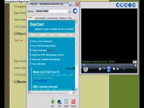 SopCast Tutorial / Hoe gebruik je SopCast