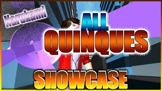 [Ro-Ghoul] - ALL QUINQUES IN THE GAME SHOWCASE
