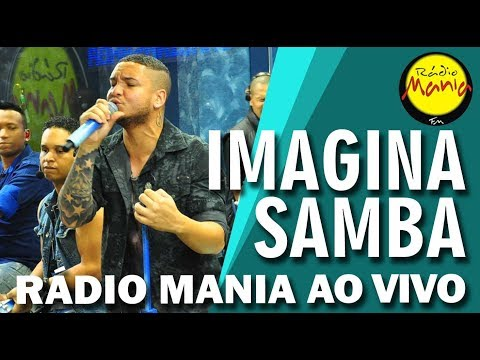 Rdio Mania - Imaginasamba - Com Voc T Completo