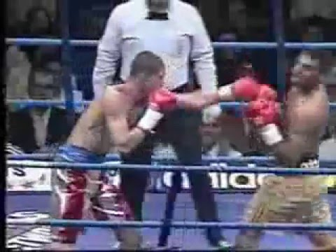 Prince Naseem Hamed Highlights