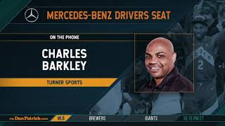 Charles Barkley Talks NBA Finals, Kawhi, Klay & More with Dan Patrick | Full Interview | 6/14/19