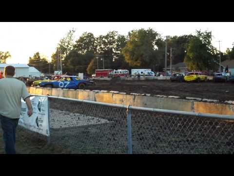The Beginning of the Henderson County Havoc, outlaw demolition derby. Wifes camera died before event was over. If anyone has all the footage let me know. I would be happy to buy a copy.