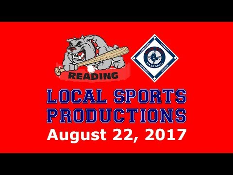 Blue Sox Baseball on LSP - Reading Bulldogs @ Lexington Blue Sox, ICL Finals Game One, 8.22.2017