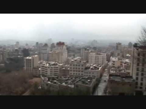 Bob Urichuck Touring Tehran, Iran