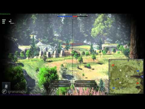 Танковая тактика - War Thunder. Обучение, часть 6. Танки (аркадный режим)