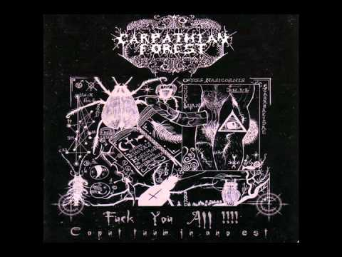 Carpathian Forest - The First Cut Is The Deepest