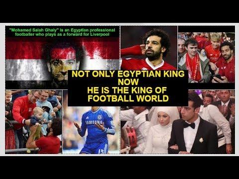 MOHAMED SALAH | New King of World Football says LEGEND of the Game.