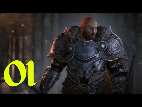 Lords of the Fallen PC Walkthrough Gameplay Part 1 - The First Warden