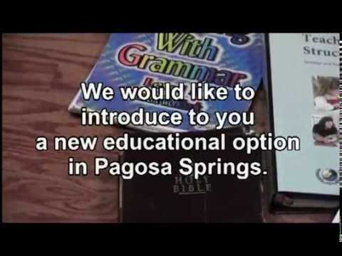 Pagosa Valor Academy - Intro Spring of 2014
