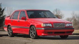 1996 Volvo 850R Intro POV Review