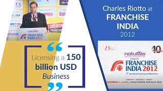 Licensing a 150 billion USD  business