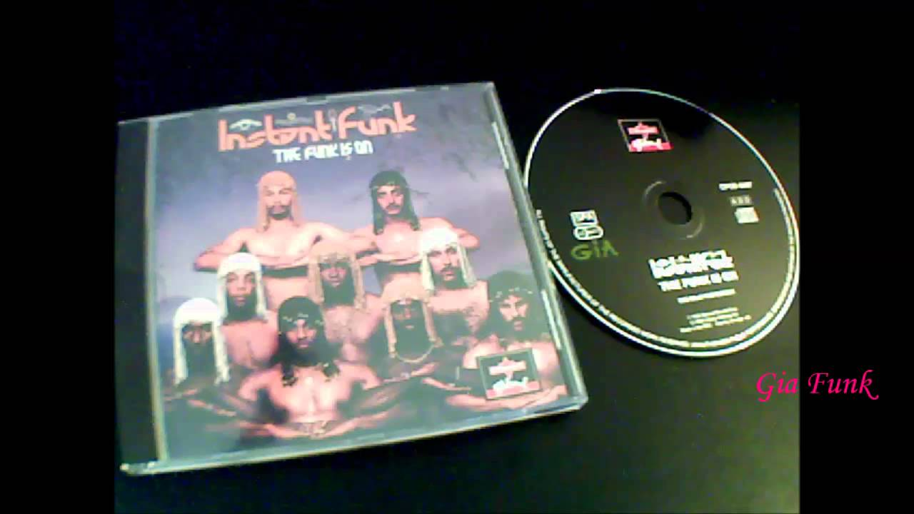Instant Funk The Funk Is On : Instant funk the is on youtube