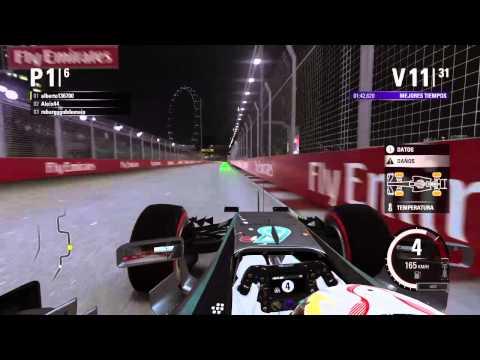 F1 2015 Torneo Friends Cup (singapur)