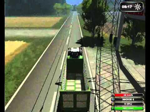 Farming Simulator 2011 - Como tratar as vacas