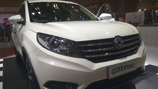 DFSK (Dongfeng-Sokon) Glory 580 1.5 Turbo CVT First Impression Review Indonesia - GIIAS 2017