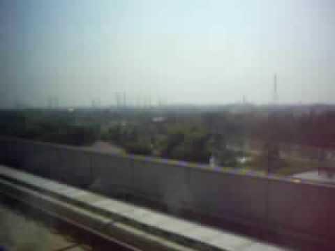 Suvarnabhumi Airport Rail Link – 160 km/h Speed test (Hua mak – Baan Tubchang)