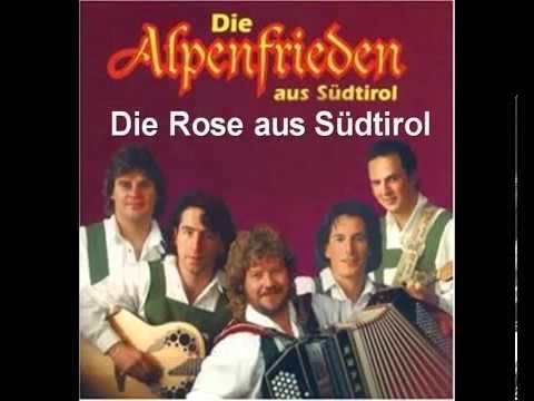 Alpenfrieden Buam - Rose Von Suedtirol