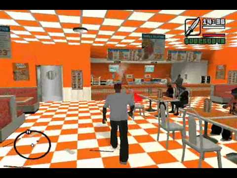 GTA San Andreas Pizza Pizza Mod YouTube