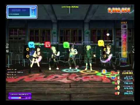 Crazy Dynamic 8 Audition - Doo Doop (140bpm)