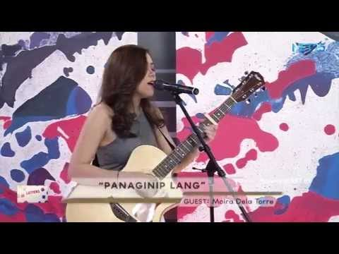 MOIRA DELA TORRE NET25 LETTERS AND MUSIC 2nd Guesting