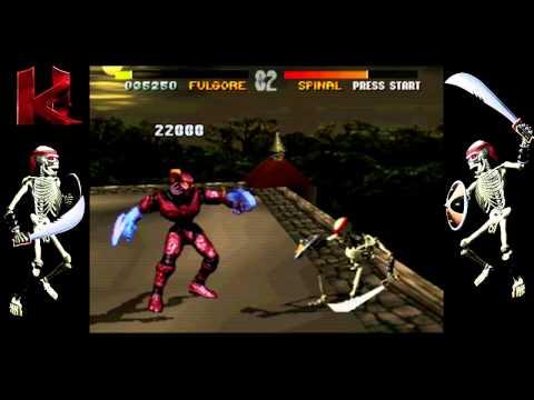 Ultra combo killer instict fulgore arcade (xbox one)