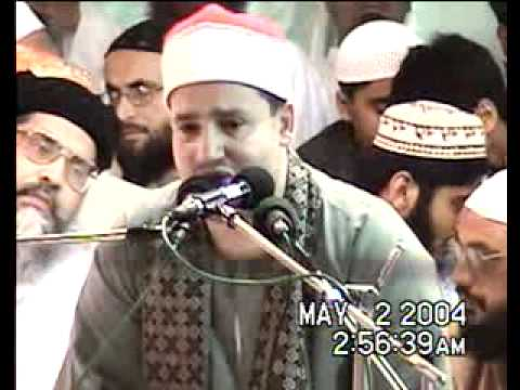 Qari Ramzan Al Hindawi Karachi 2004.mp4 video
