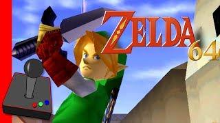UPDATE: Zelda 64 - Early Alpha Build Recreations & Mods! - H4G