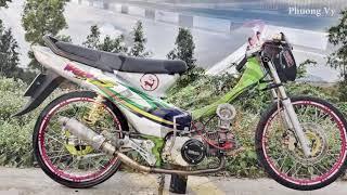rap về XE độ VIệt Nam Racing boy VIETNAM