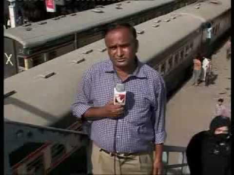 Funny Indus News Reporter - Karachi se log